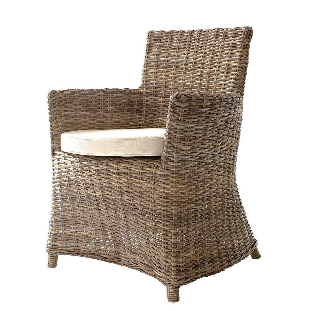 Cheap Wicker Dining Chairs: Rattan Wicker Dining Chair, Home Furniture Manufacturer