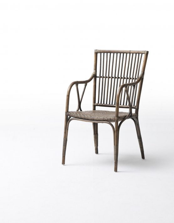 Duke Rattan Wicker Chair
