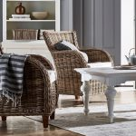 Baron Rattan Wicker Chair