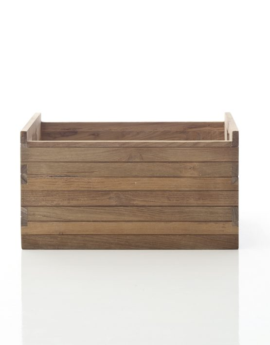Home Furniture Manufacturer,Teak Storage Crate