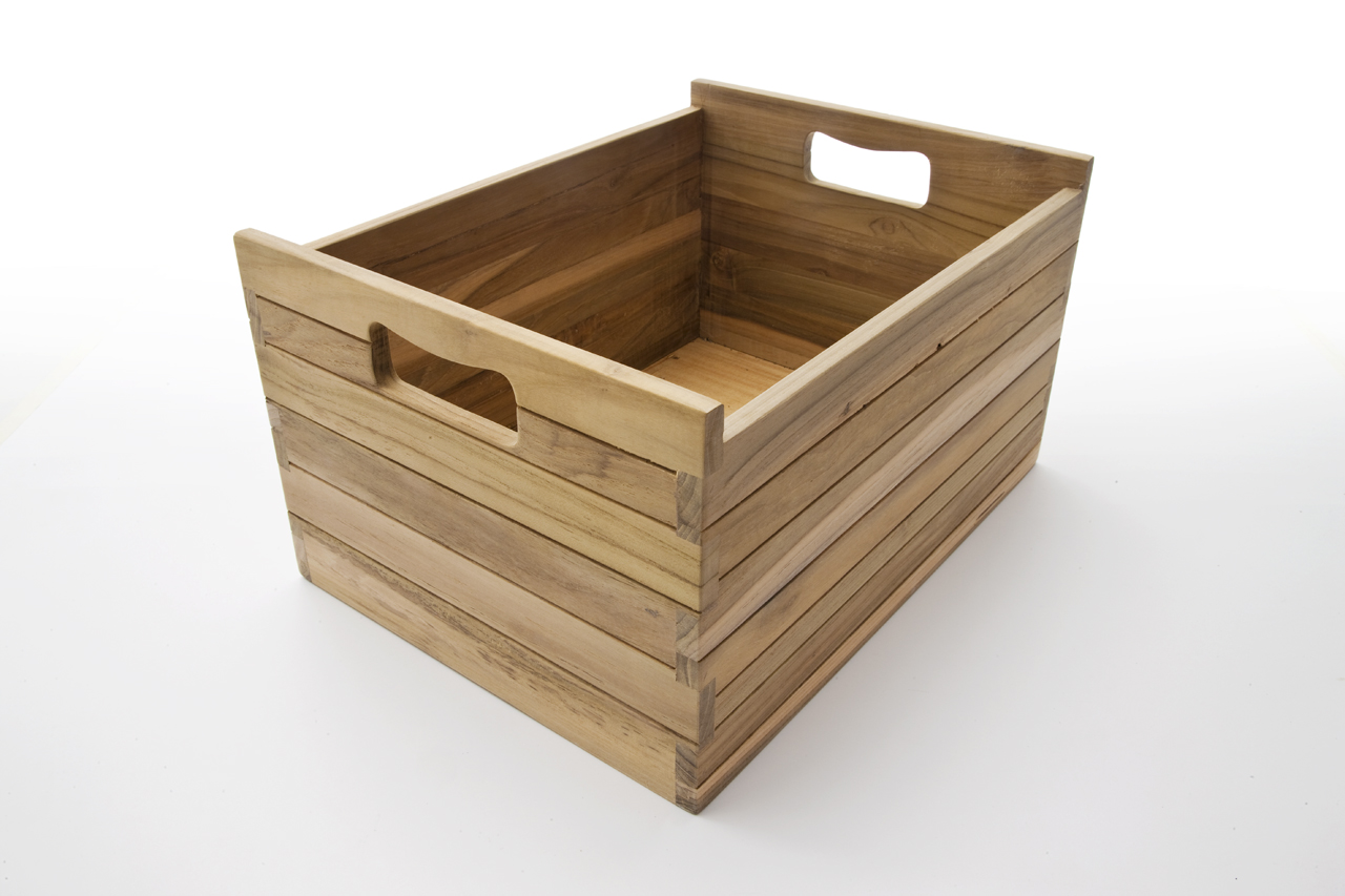 Merveilleux Home Furniture Manufacturer,Teak Storage Crate ...